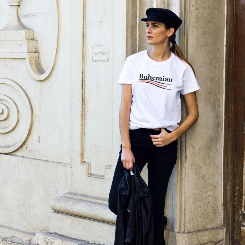 Camiseta BOHEMIAN mujer