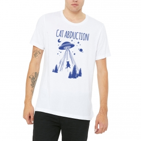 Camiseta CAT ABDUCTION hombre