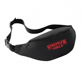 STRONGER GIRLS belt bag