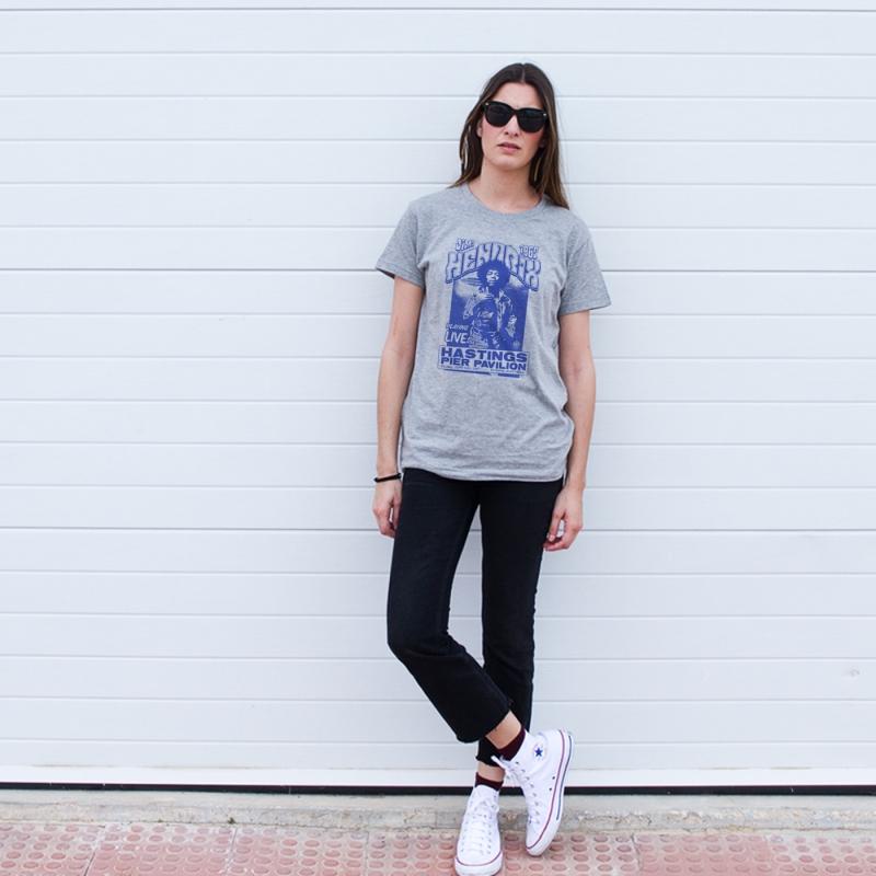 Camiseta FOREVER HENDRIX mujer