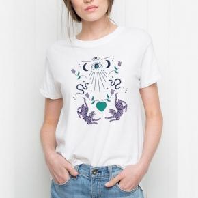 LOVE TIGERS T-Shirt