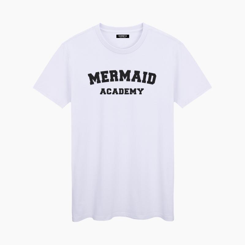 ICONETA | Camiseta MERMAID ACADEMY mujer