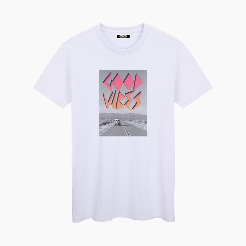 ICONETA   GOOD VIBES TRIP T-Shirt