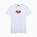 HEART OF ROSES unisex T-Shirt