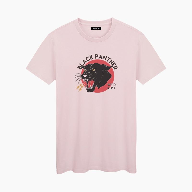 Camiseta BLACK PANTHER mujer