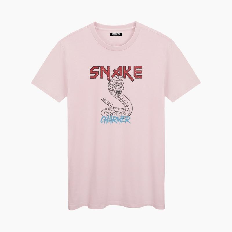 Camiseta SNAKE CHARMER mujer