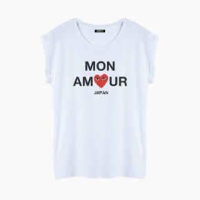 MON AMOUR T-Shirt relaxed fit woman