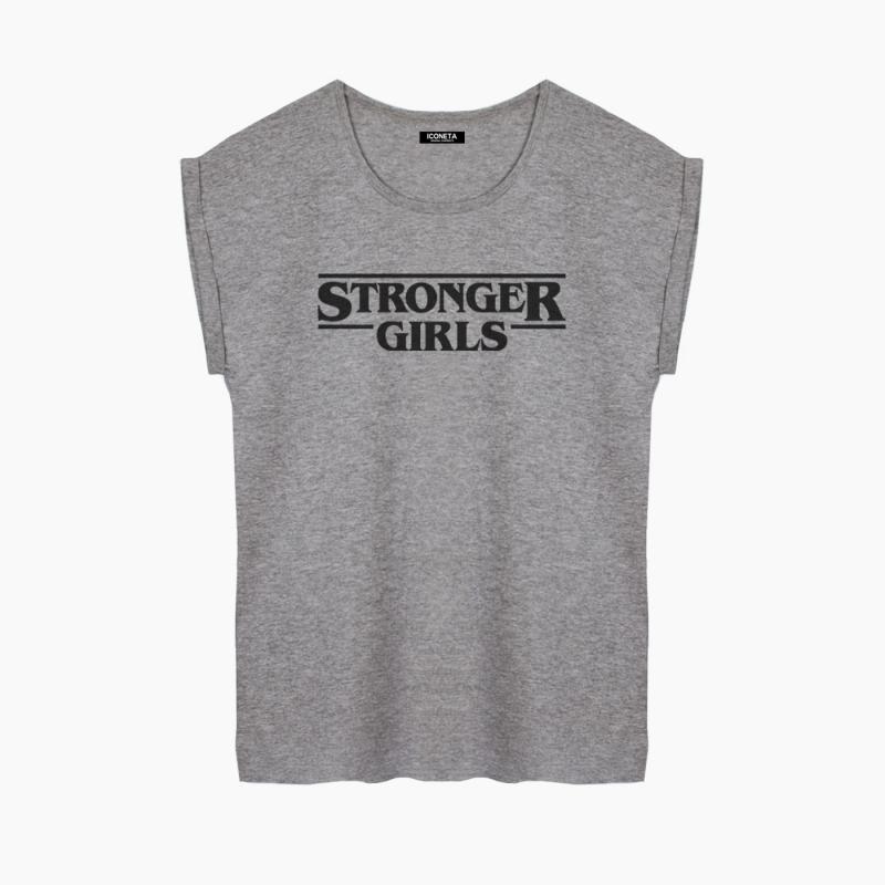 ICONETA   STRONGER GIRLS T-Shirt