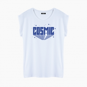 COSMIC T-Shirt relaxed fit woman