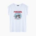 Camiseta PANTHER relaxed fit mujer