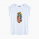 Camiseta GUADALUPE relaxed fit mujer