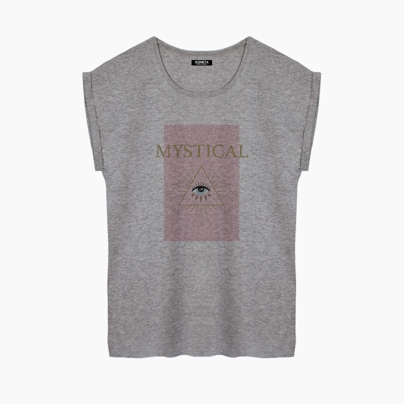 MYSTICAL T-Shirt fit woman