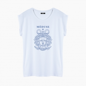 Camiseta MEDUSE relaxed fit mujer