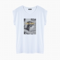 Camiseta DREAMER relaxed fit mujer