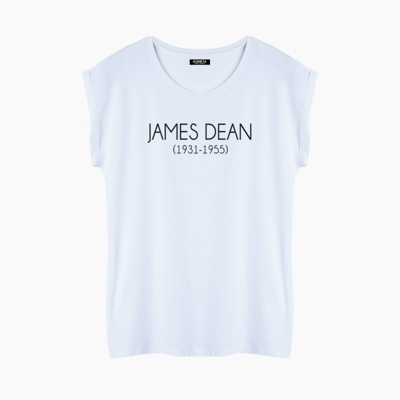 JAMES DEAM T-Shirt relaxed fit woman