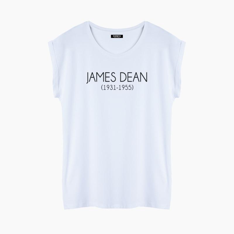 JAMES DEAM T-Shirt relaxed fit woman