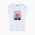 Camiseta HELLO FRIDA-Y relaxed fit mujer