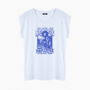 FOREVER HENDRIX T-Shirt relaxed fit woman