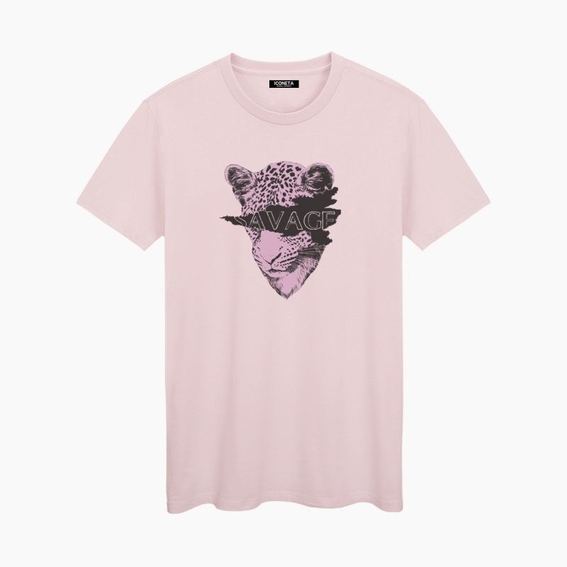 PINK SAVAGE unisex T-Shirt