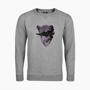 PINK SAVAGE unisex Sweatshirt