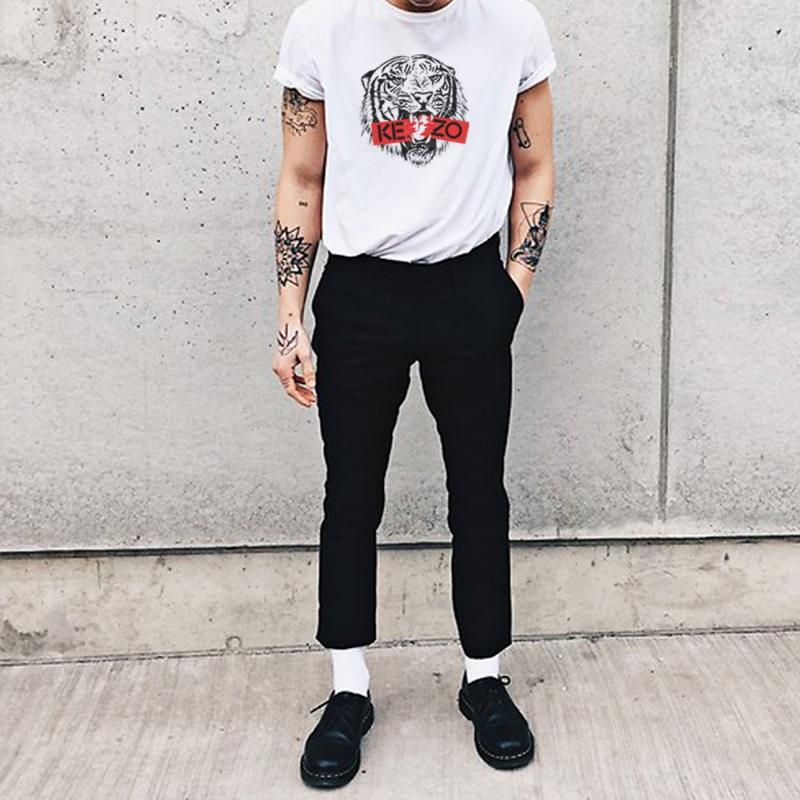 Camiseta KE-ZO SKULL unisex