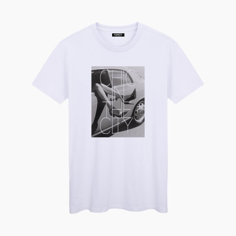 Camiseta CHIC IN THE CITY unisex