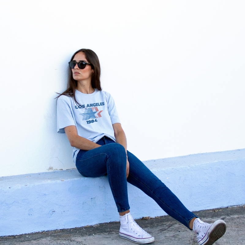 LOS ANGELES 1984 unisex T-Shirt