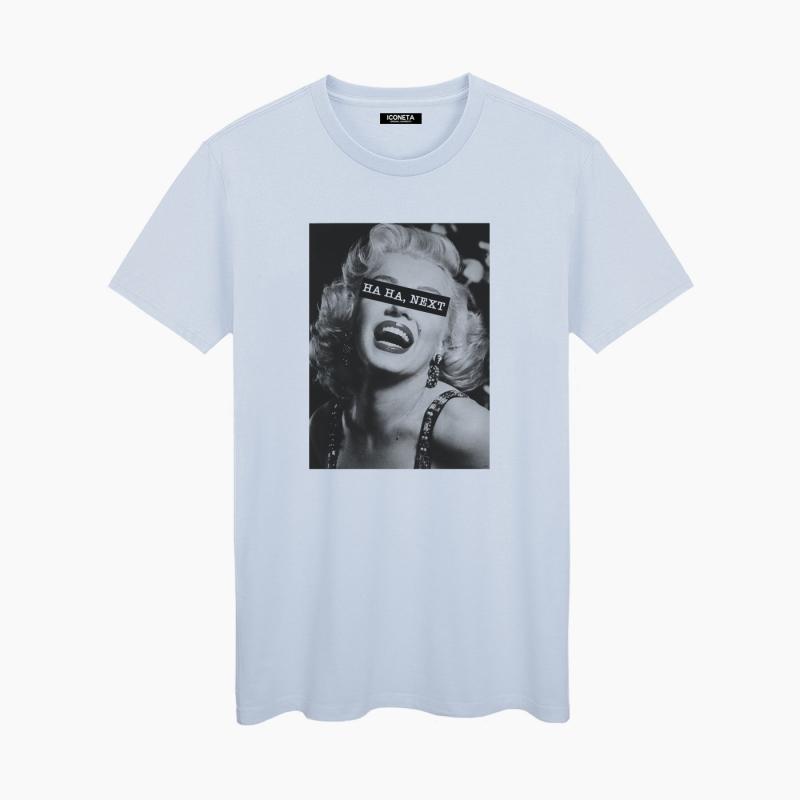 Camiseta HA HA , NEXT unisex