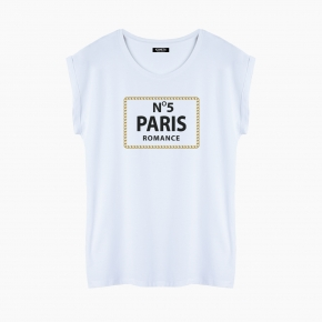 Nº 5 PARIS T-Shirt relaxed fit woman