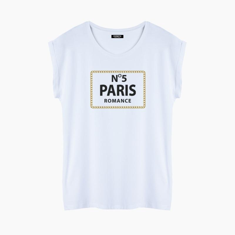 Nº 5 PARIS T-Shirt relaxed fit woman