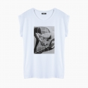 Camiseta CHIC IN THE CITY relaxed fit mujer
