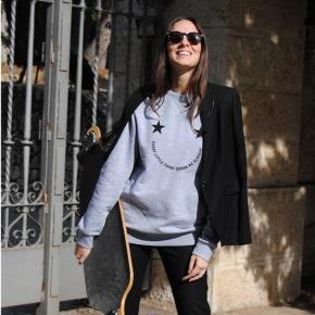 SMILING unisex Sweatshirt