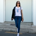 LOS ANGELES 1984 T-Shirt relaxed fit woman