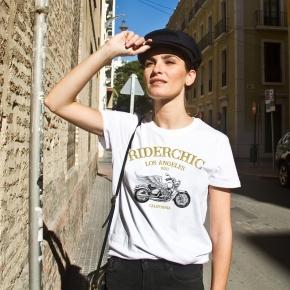 Camiseta RIDERCHIC unisex