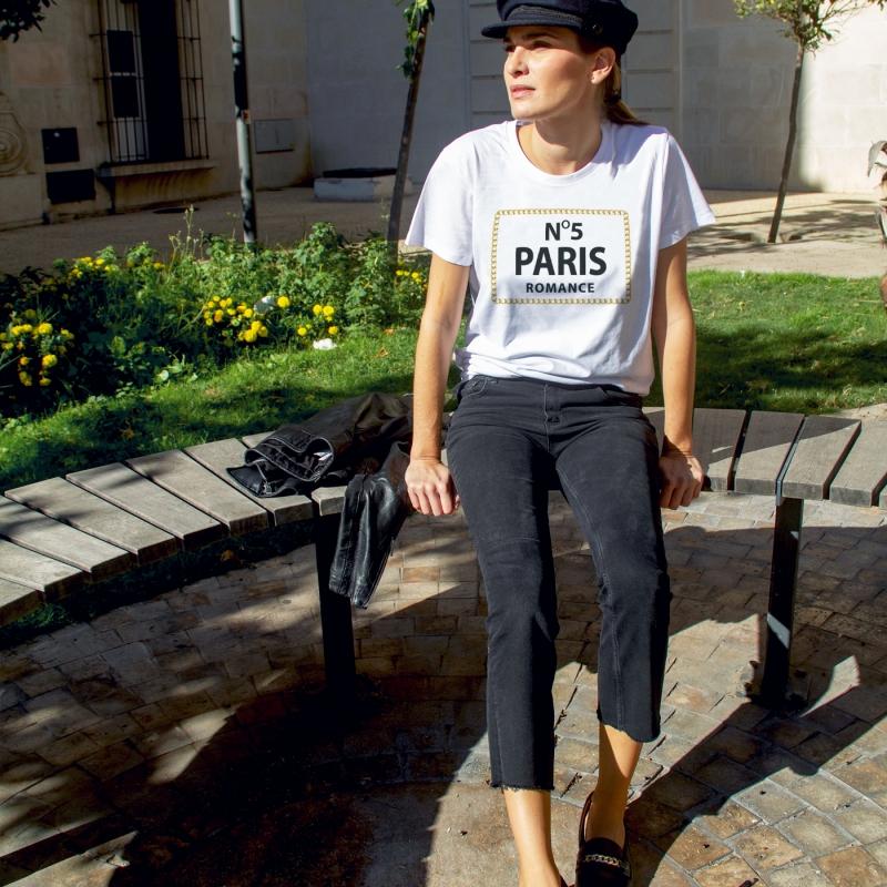 Nº 5 PARIS unisex T-Shirt