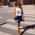 THE ORIENTAL KING T-Shirt relaxed fit woman