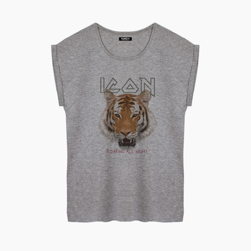 ICON T-Shirt relaxed fit woman
