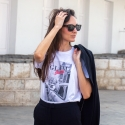 Camiseta GLAM LAMA unisex